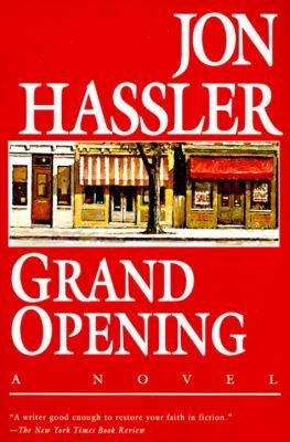 Grand Opening (Trade Ed)